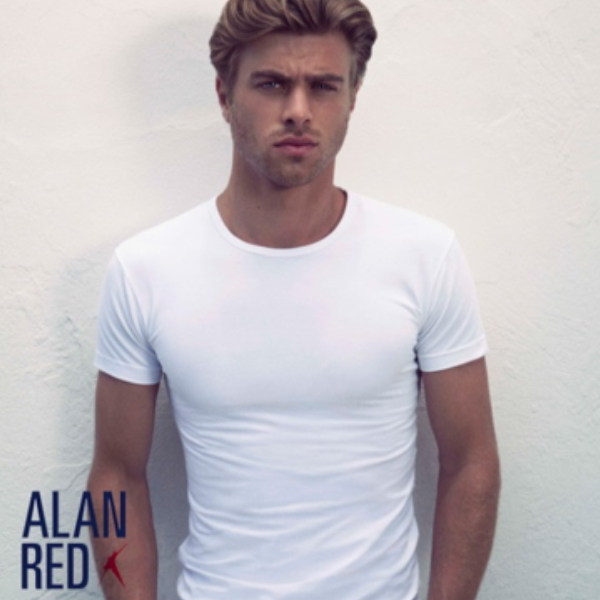 Alan Red kwaliteits t- shirts